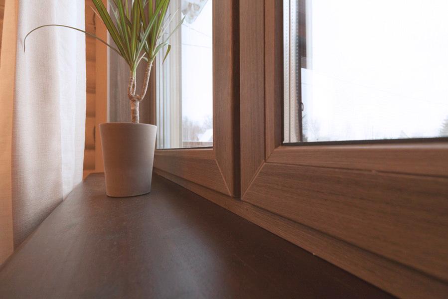 Изображение идеальное окно в квартиру
