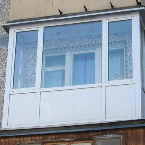 Картинка балкон в хрущёвке Ижевск